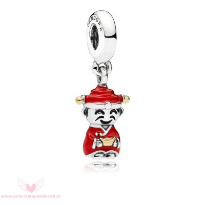Pandora Online Outlet Fortune And Luck Hanging Charm