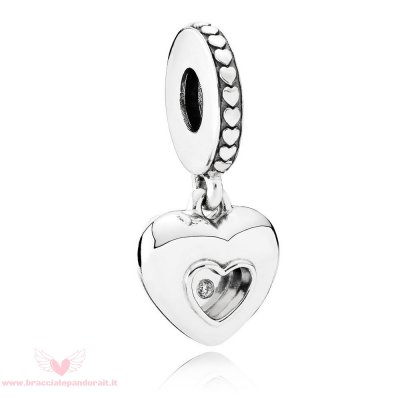 Pandora Online Outlet Contemporaneo Charms 2017 Club Charm Diamante