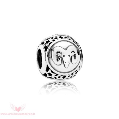 Pandora Online Outlet Compleanno Charms Aries Segno Zodiacale Charm