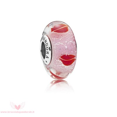 Pandora Online Outlet Bacioes All Around Charm Murano Glass