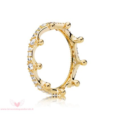 Pandora Online Outlet Pandora Shine Enchanted Corona Anelli