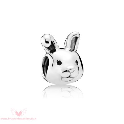 Pandora Online Outlet Animali Charms Coniglio Notevole Charm