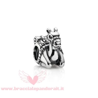 Pandora Online Outlet Animali Charms Fascino Del Cammello