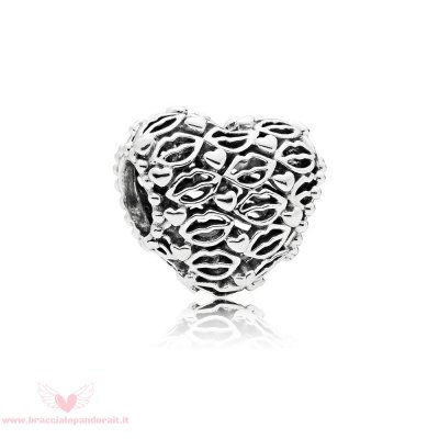 Pandora Online Outlet Amore Bacioes Charm